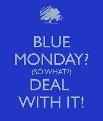 blue monday#