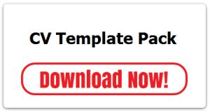 Button CV template pack