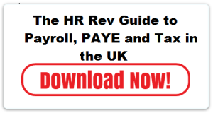 Button Payroll PAYE and tax in the UK