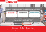 HR Revolution - Outsourced HR Solutions - People Solutions