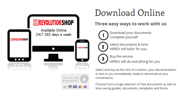 HR Revolution - Shop Online - HRRevolutionshop.co.uk