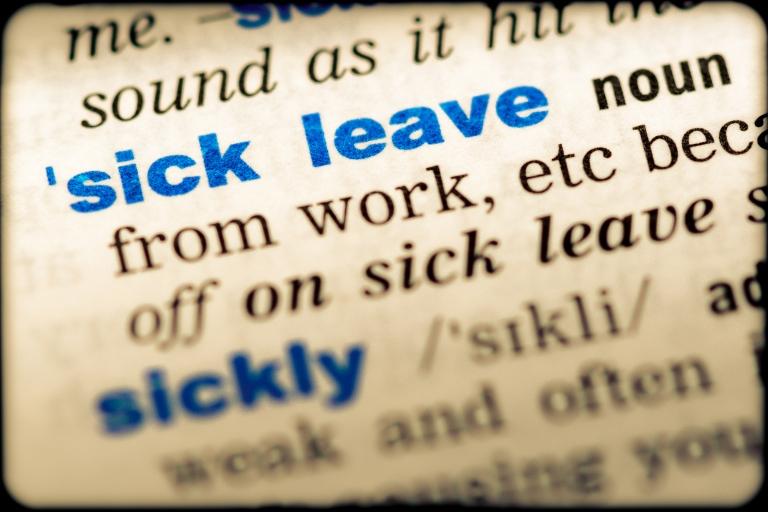 sick-leave-outsourced-hr-hr-revolution