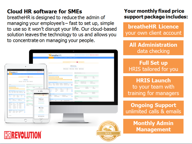 HR online software