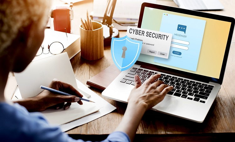 cyber security protect company equipment