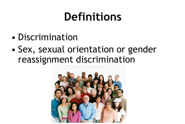 Transgender discrimination4