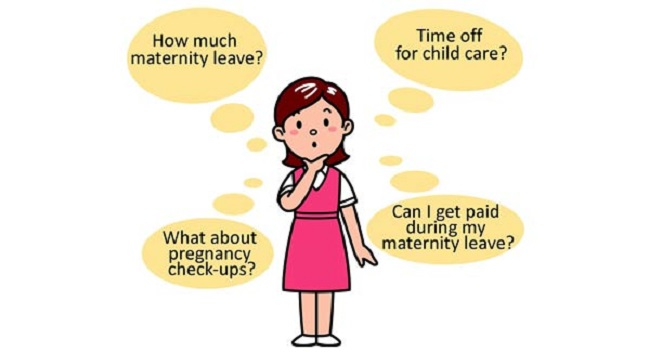 managing maternity leave1 - hr revolution - outsourced hr