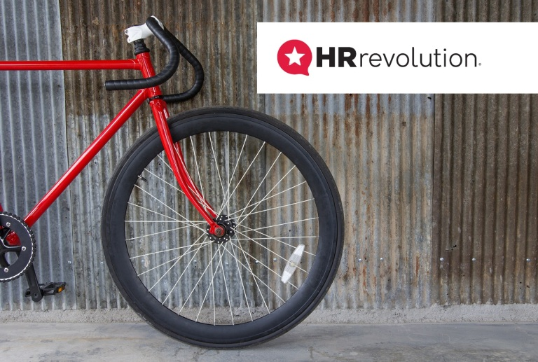 Bike- HR Revolution - New Logo