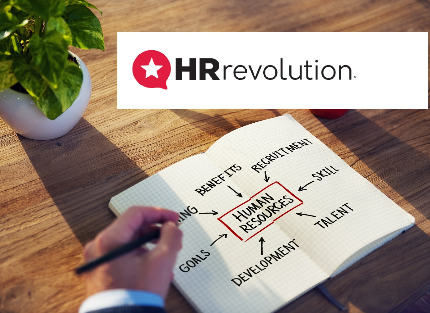 HR Solutions - HR Revolution - New Logo