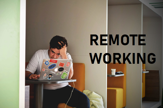 How to work effectively from home 1 - HR Revolution - Outsourced HR