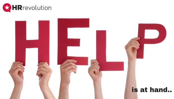 help is at hand - outsourced hr - hr revolution